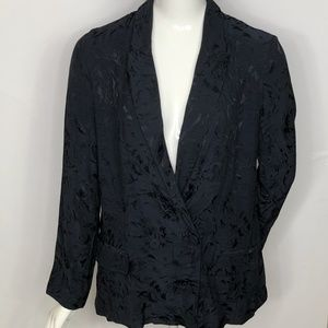 Zara Basic Long sleeve button up Size L (NWT)